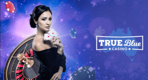 Here are our top three favourite Australian themed online casinos True Blue Casino - Top 1 online casino