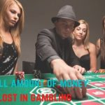 Do casinos give back a small amount of money lost in gambling?