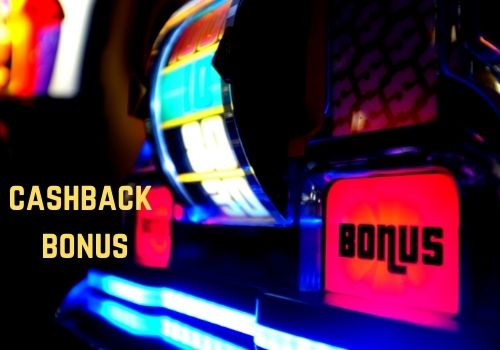 A lot of players do not realize that they can get a certain amount of cashback bonus while in a certain casino