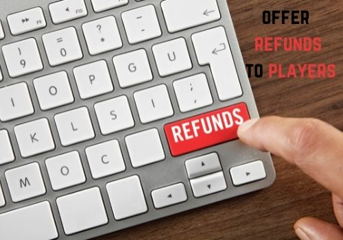 Do casinos also offer refunds to players when their Money Lost in the games?